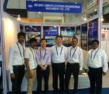 2015 EXCON India International Construction Machinery Exhibition