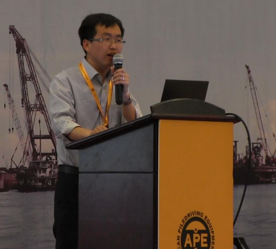 BVEM had been invited to The Sixth China International pile and deep foundation summit